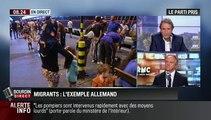 """Le parti pris d'Hervé Gattegno: Acceuil des migrants: """"Ce que fait Angela Merkel n'est pas la meilleure solution, c'est la seule !"""" - 02/09"""
