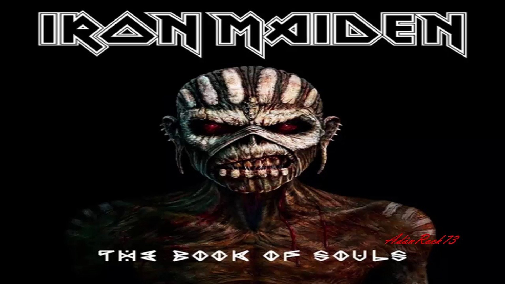Iron Maiden Empire Of The Clouds The Book Of Souls 2015