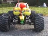 crash buggy 4x4 modelisme(kaorz Weedax