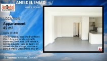 A louer - Appartement - Uccle (1180) - 45m²