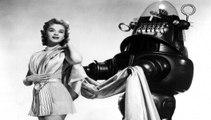 Forbidden Planet (1956 science fiction film original trailer) - Walter Pidgeon Leslie Nielsen