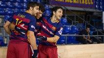 FCB Hoquei patins: Highlights Barça Lassa - Monbus Igualada (3-1)