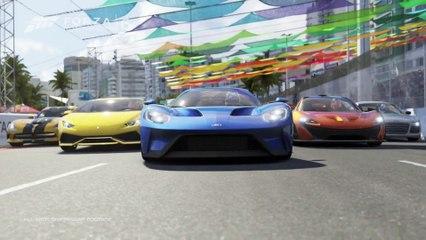 Forza Motorsport 6 - Trailer de lancement