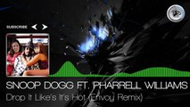 [Drumstep] : Snoop Dogg - Drop It Like Its Hot (Envoy Remix) [BT Records]