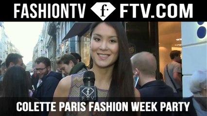 Colette Paris Fashion Week Party ft Maria Mogsolova & Fashion - Spring Water | FTV.com
