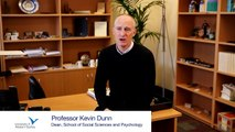 Professor Kevin Dunn - Bystanders Response To Racism - The Anti Racism Project & App