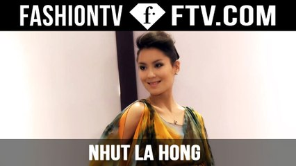 Maria Mogsolova Walks for La Hong at FashionTV Party Stilwerk Vienna | FTV.com