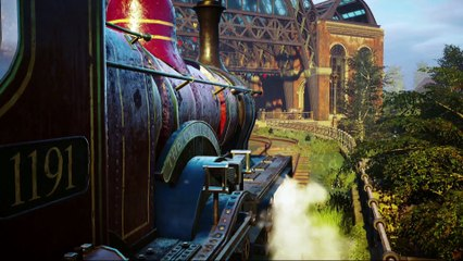 Assassin's Creed Syndicate - Trailer Horizon