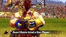 Bloodbowl 2 - Dwarfs VS Skaven