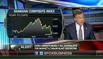Chinese journalists arrested after market crash - FoxTV Business News