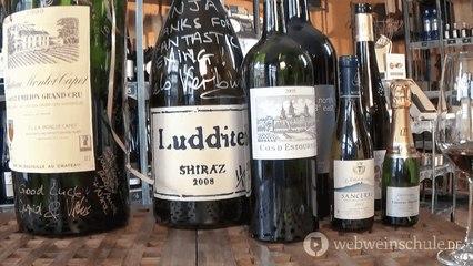 Weinschule Folge 33: Flaschengröße und ihr Einfluss auf Wein