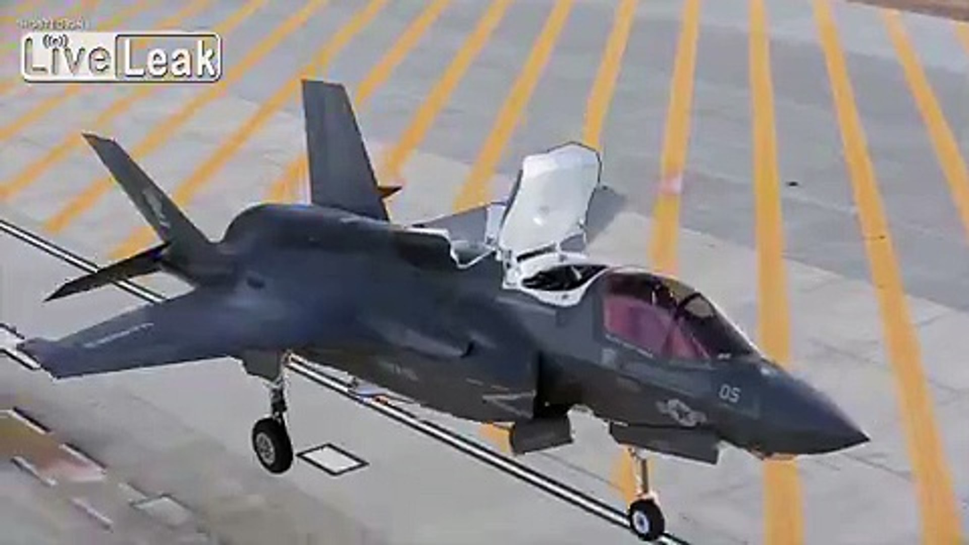 Top 5 Fighter Aircrafts and the Beautiful F-35 B Stealth Lightning VerticalLandings