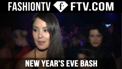 New Year's Eve Bash at Cavalli Club Dubai ft. Michel Adam & Maria Mogsolova | FTV.com