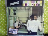NIGHT FORCE -HOLD THE NIGHT(REMIX)(RIP ETCUT)CARRERE REC 83