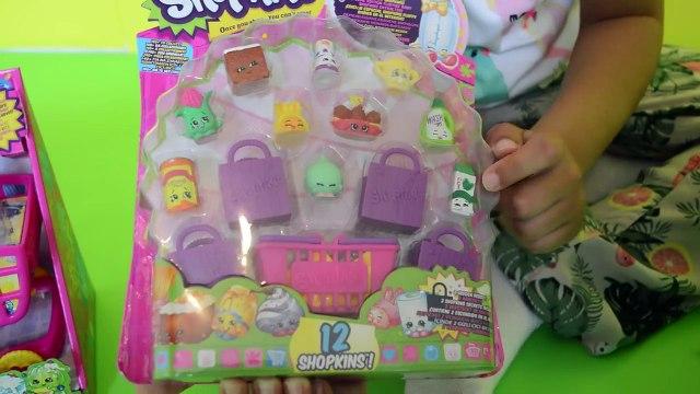Giant Shopkins Surprise Egg Ultra Rare   Full of Shopkins Toy Surprises   Toys AndMe