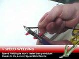 Plastics Welding using the Leister Triac Plastic Welding kit.mp4