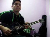 Tuonela - Amorphis Guitar Cover