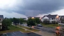 Funnel Cloud Spotted Near Crest Hill, Illinois