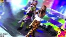 2NE1 - Best Live Performances  Part 1 of 2 (Reedited) (2NE1 Vid #1 of 3)
