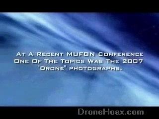 California 2007 UFO Drone Hoax (Marc D'Antonio)