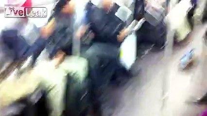 Annoying Ass Subway Dancers on the E Train