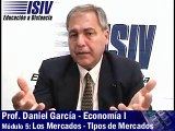 15 - Los Mercados - Tipos de Mercados - Economía I - Instituto ISIV
