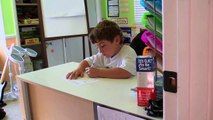 Closed Captioning Helps Children Learn to Read