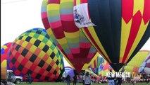Albuquerque International Balloon Fiesta Timelapse