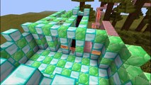 Minecraft Pocket Edition Discovery & Jump 'n' Run Map 2 MCPE 0.9.0 0.9.5 0.9.x by Ozelord