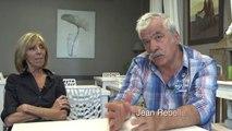 Francoise et Jean Rebelle, propriétaires de l'Hotel des alpes à Annecy - Adhérents Fairbooking.com