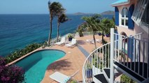 Spectacular Open-Air Waterfront Villa in St John, US Virgin Islands