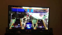 Rock Band 4 Song List Preview Cake Short Skirt/Long Jacket Full Band Expert Preview