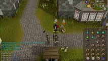 Runescape PvP maxed tank Beryllix Pk vid 7 pvp vid 2 Morrigans axes - Dark bow - Dragon bolts