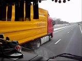 Trasa Polska - Holandia - Polska Volvo Fh12 380