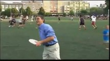 Ultimate Frisbee in the Olympics? - Sport receives recognition from the International Olympic Commit