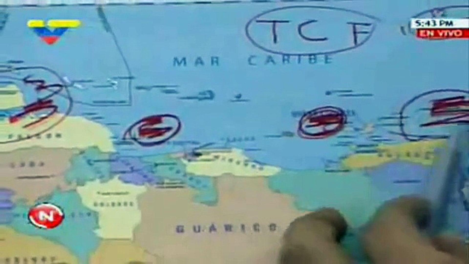 [1/2] Gobierno Bolivariano culmina las pruebas en el mayor pozo gasífero del Golfo de Venezuela