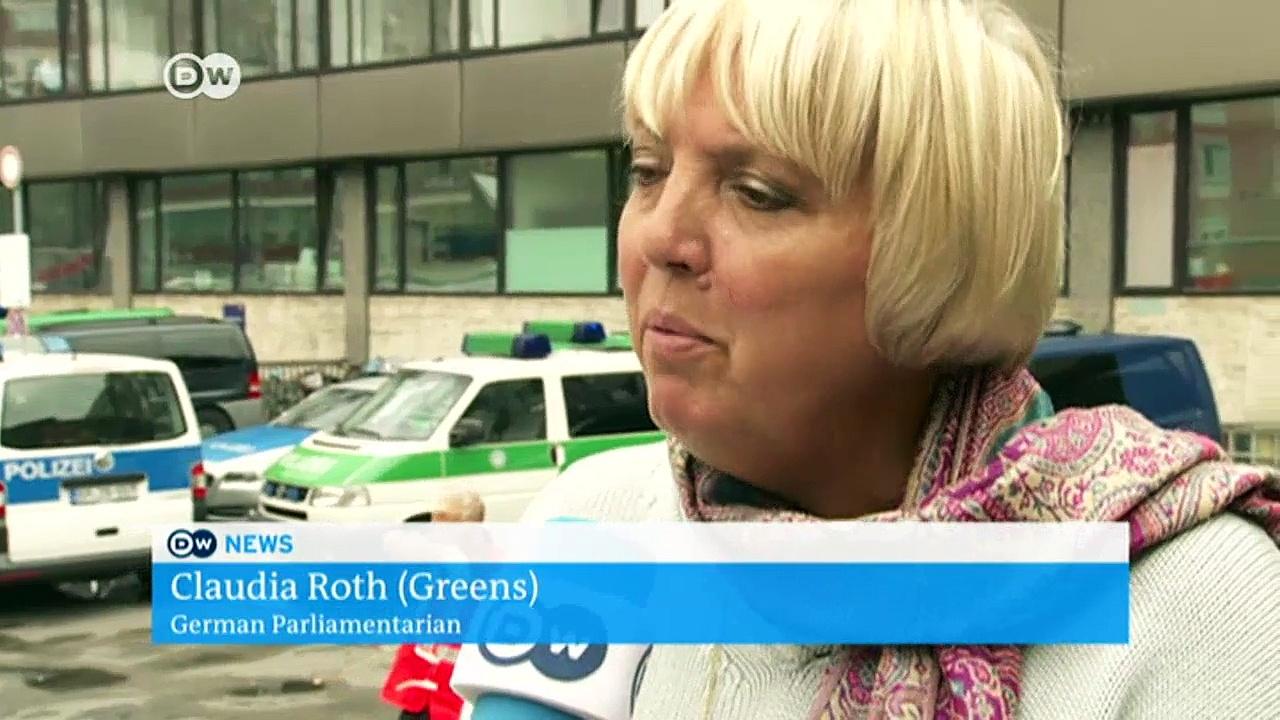 Claudia Roth: European ideal in crisis | DW News