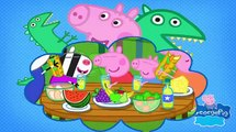 Peppa Pig en Español 2x20 - Instrumentos Musicales - Zapatos Nuevos - El Castillo Del Viento