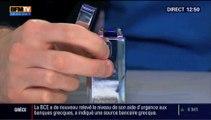 Briquet arc électrique vu dans Culture Geek sur BFM TV - Briquet à batterie rechargeable par USB comme un smartphone