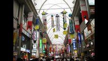 Japan Travel: Shopping, Food, and More in Downtown Hiroshima: Hondori, Hiroshima 05 Moopon