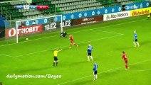 Goal Deulofeu (Penalty) - Estonia 0-2 Spain - 02-09-2015 Euro U21 - Qualification