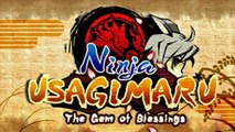 CGR Undertow - NINJA USAGIMARU: THE GEM OF BLESSINGS review for Nintendo 3DS