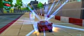 149  CARS 2   Lightning Mcqueen Cars Battle Race Track Drifting Disney Pixar Rayo Macuin Carros 2 HD