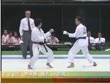 JKA 53rd All Japan Championships Female Kumite Semi-Final 1