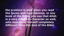 Proving Islam Wrong: God of the Bible is Not Allah of the Quran
