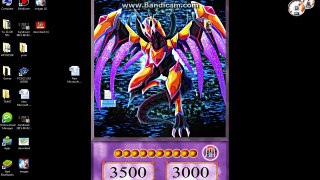 Anime Yugioh 5ds Cards