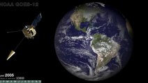 HAARP? Weather manipulation? 10 Years of Weather History in 3 Minutes