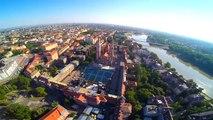 Városnézés Szeged felett