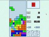 New Tetris Highscore, 1069 Lines!