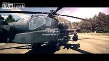RNLAF Apache Solo Display Team